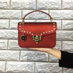 Tas VALENS Jelly Bag Branded Wanita Fashion Import - MAROON ELEGAN