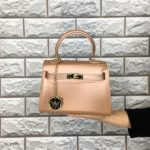 Tas VALENS Jelly Bag Branded Wanita Fashion Import - PINKGOLD
