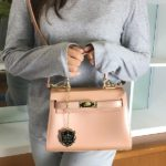 Tas VALENS Jelly Bag Branded Wanita Fashion Import - PINKYGOLD 2